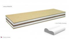 Přírodní matrace PENELOPE - dlouhá životnost
