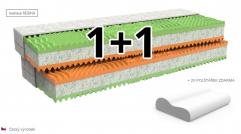zdravotní matrace REGINA - akce 1+1