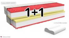 zdravotní matrace MEMORY COMFORT - akce 1+1 zdarma