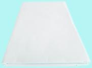 Prostěradlo bavlna plátno bílé