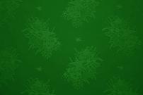 Ubrus vánoční - Zelená