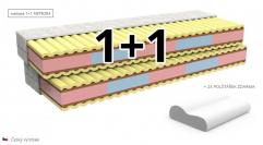 Matrace METEORA 1+1 akce zdarma
